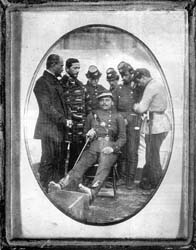 Daguerrotipo del Tte. Federico Feloni