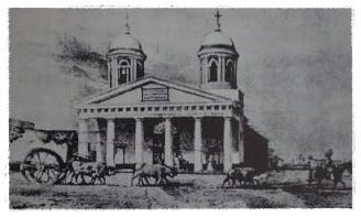 Iglesia de Flores - Carlos E. Pellegrini 1840