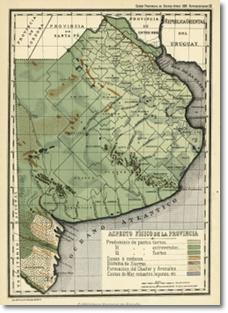 Provincia de Buenos Aires en 1881